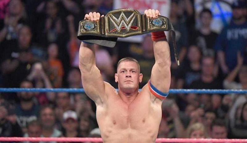 John Cena in WWE