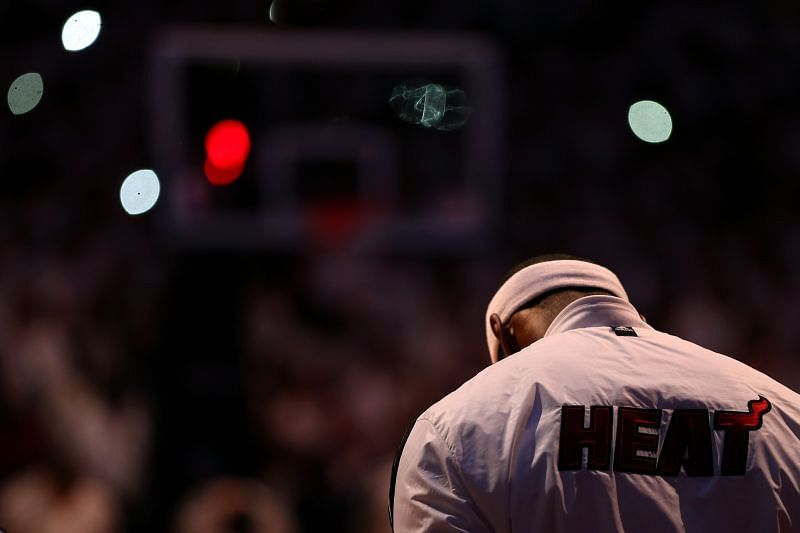 James during the 2013 NBA Finals.
