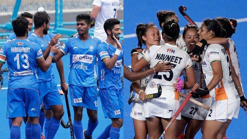 Indian Hockey Teams at Tokyo: Men and Women