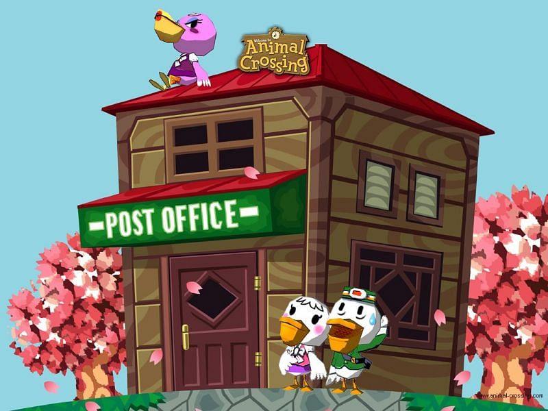 Poczta w Animal Crossing.  Obraz za pośrednictwem Animal Crossing Wiki