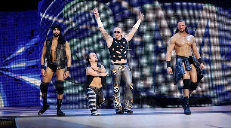 Hornswoggle with 3MB