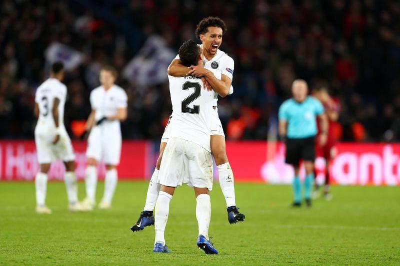 Thiago Silva and Marquinhos form a near-impregnable defensive partnership for Brazil