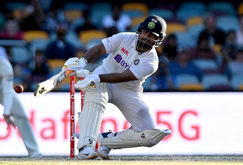 ऋषभ पंत ने अपने करियर में शतक सिर्फ टेस्ट क्रिकेट में लगाए हैं
