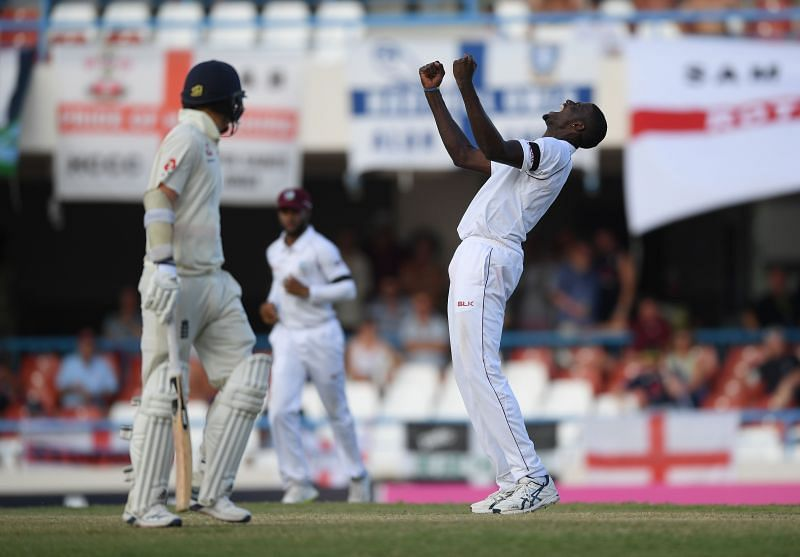 Jason Holder led the West Indies to a historic Test series win against England in 2019
