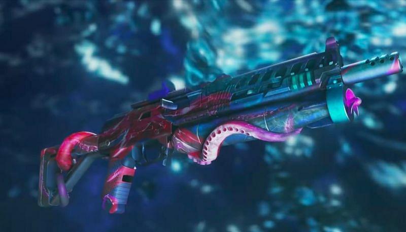 PP19 Bizon - Devilfish (Image via Activision)