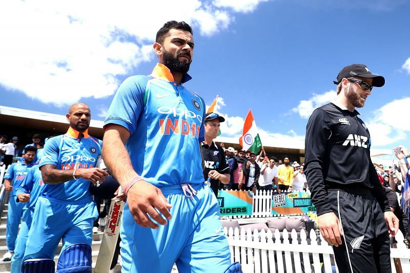 Virat Kohli and Kane Williamson are the batting mainstays of their respective teams in white-ball cricket as well