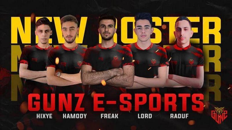 Gunz Esports