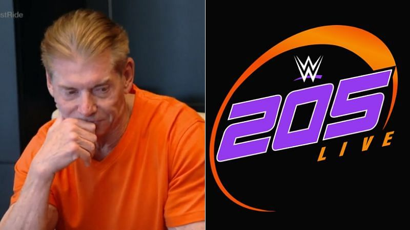 WWE Chairman Vince McMahon launched 205 Live in 2016