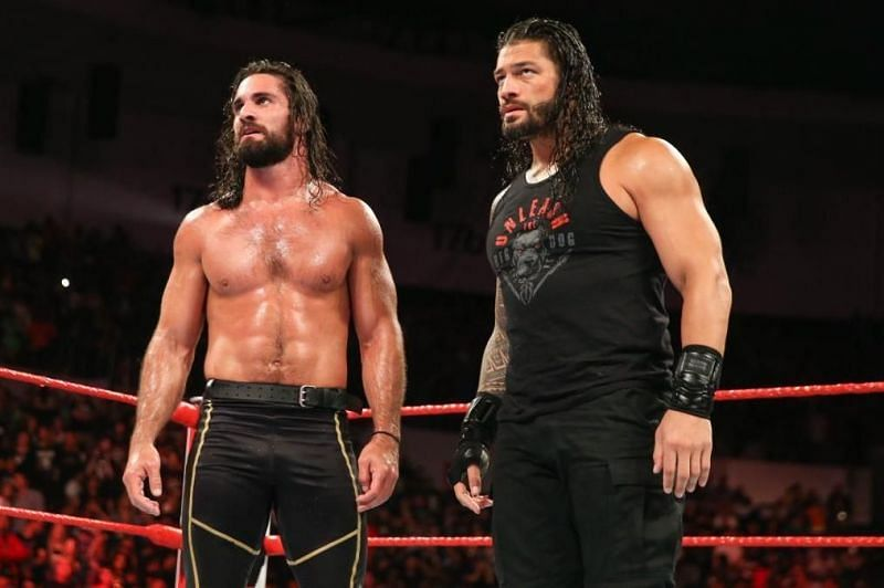 Seth Rollins and Roman Reigns were best friends in the past.