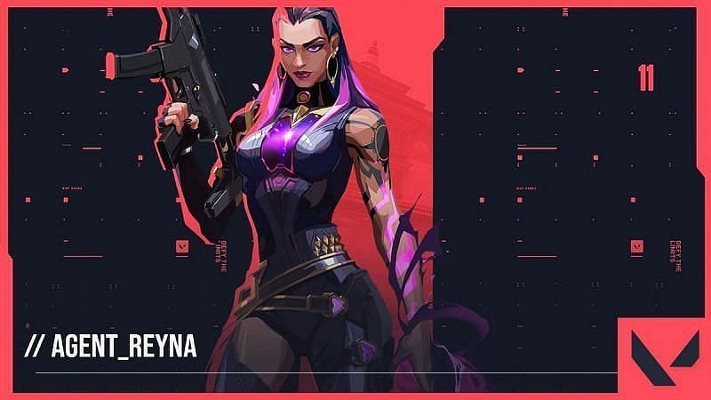 5 Best Reyna outplays and tricks in Valorant (Image via Riot Games)