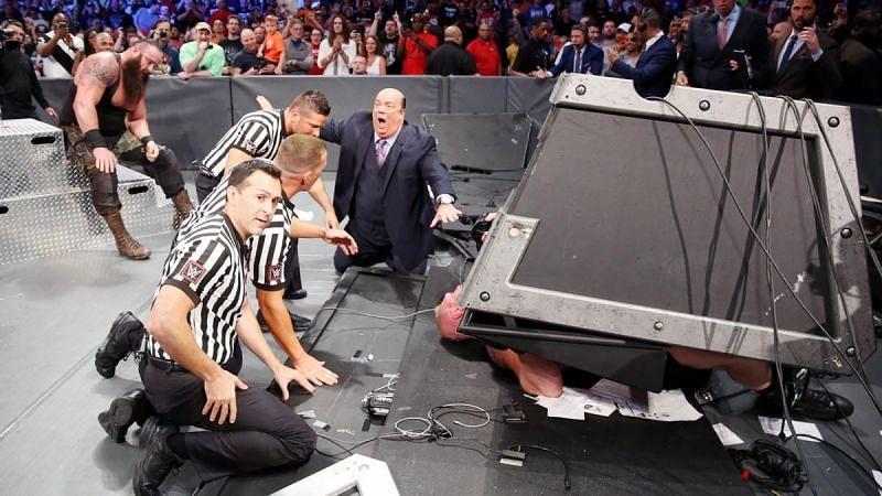 WWE ने ब्रॉन स्ट्रोमैन समेत 6 सुपरस्टार्स को निकालते हुए सभी को चौंका दिया