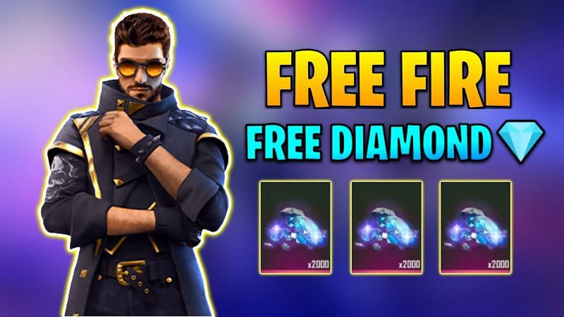 How to get free Diamonds in Free Fire in 2021