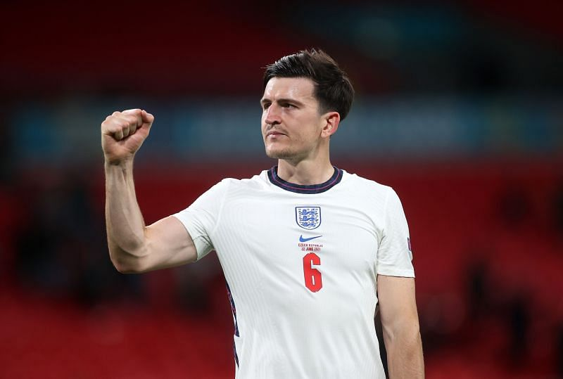 A successful return to the pitch for Maguire, who was excellent in defense for England