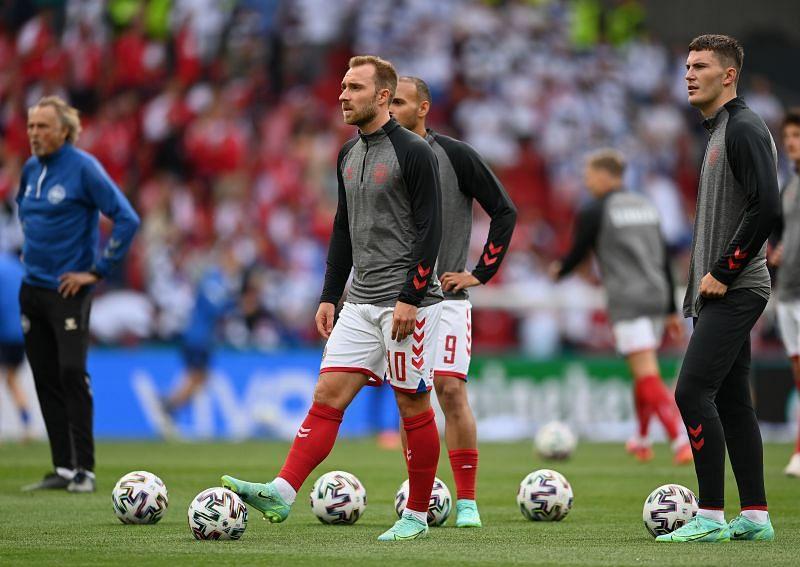 Christian Eriksen was set to shine for Denmark at EURO 2020.
