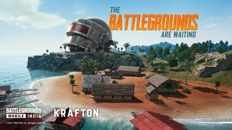 Battlegrounds Mobile India early access (Image via Battlegrounds Mobile India)