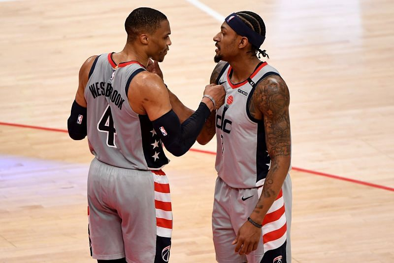 Russell Westbrook and Bradley Beal struck a brilliant partnership in the 2020-21 season.