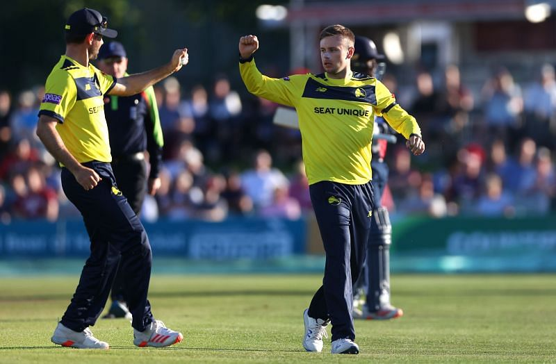 Kent Spitfires v Hampshire Hawks - Vitality T20 Blast