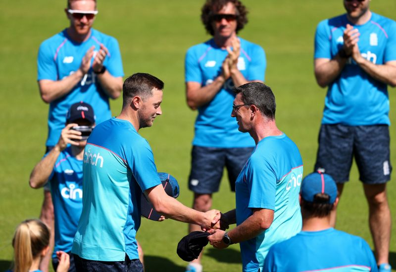 England v New Zealand: Day 1 - First Test LV= Insurance Test Series