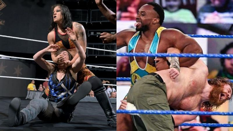 Who will rise to the top of their division at WWE Money in the Bank?