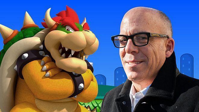 Doug Bowser, president of Nintendo. Image via MarketWatch