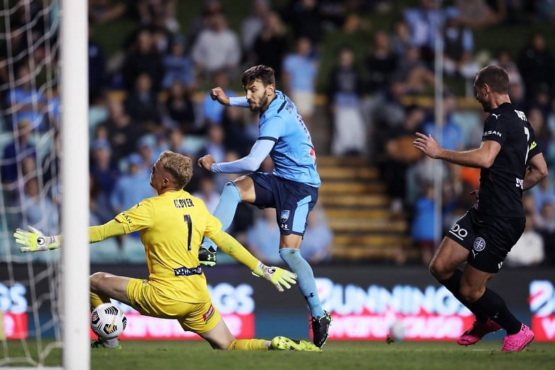Sydney FC take on Melbourne City this week