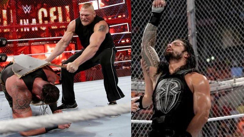 रोमन रेंस की WWE Hell in a Cell पीपीवी में जीत