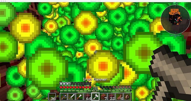 Gamers need XP levels to better protect themselves from bloodthirsty mobs and mob bosses (Image via Reddit)