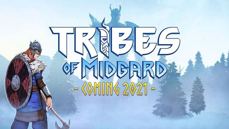Tribes of Midgard has been announced for different platforms with a release date (Image via Norsfell Games)