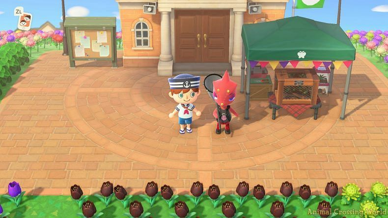 The next Bug-off event takes place on July 31st (Image via Animal Crossing world)