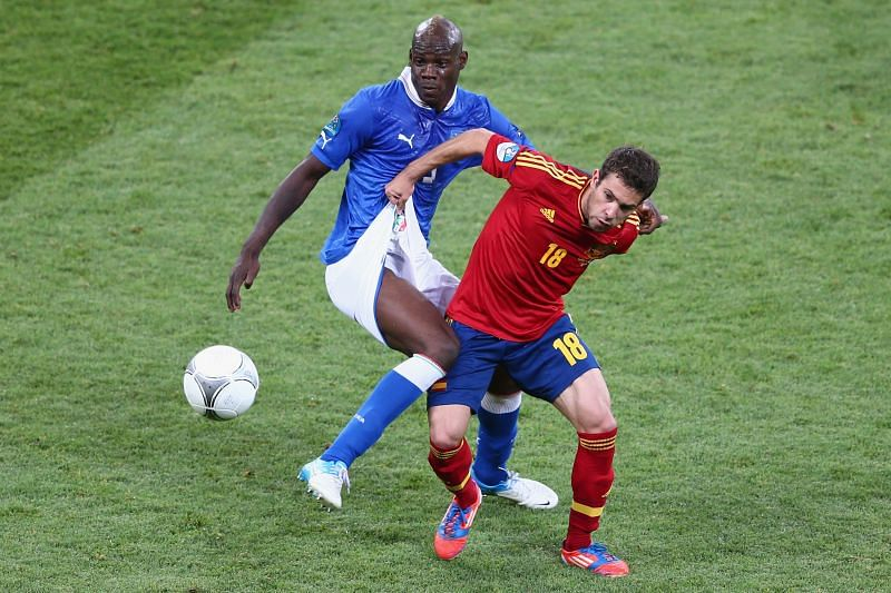 Jordi Alba is an important player for Spain