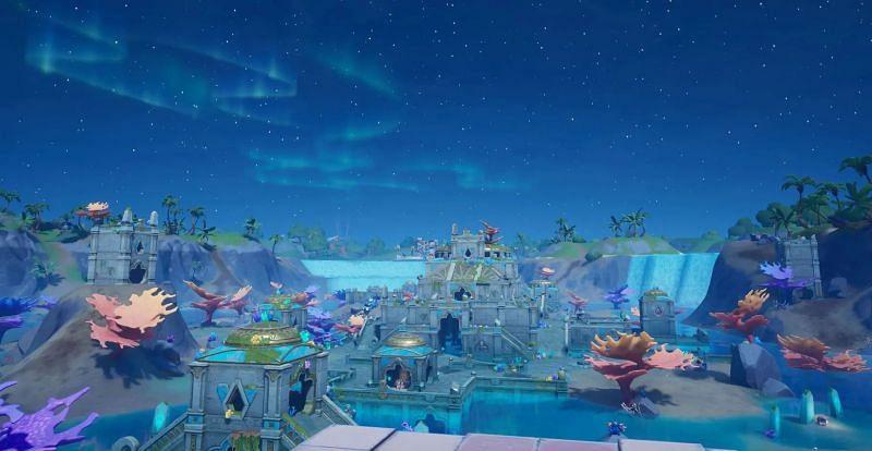 Coral Castle. Image via Fortnite Wiki