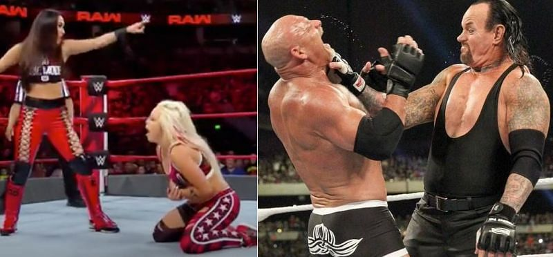 Many WWE Superstars have been legitimately knocked out in the ring in recent years