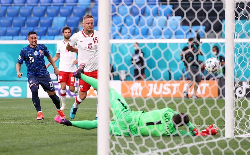 Poland vs Slovakia - UEFA Euro 2020: Group E
