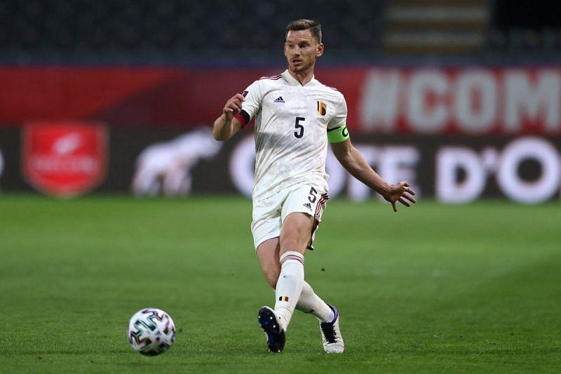 Jan Vertonghen has impressed for Belgium thus far.