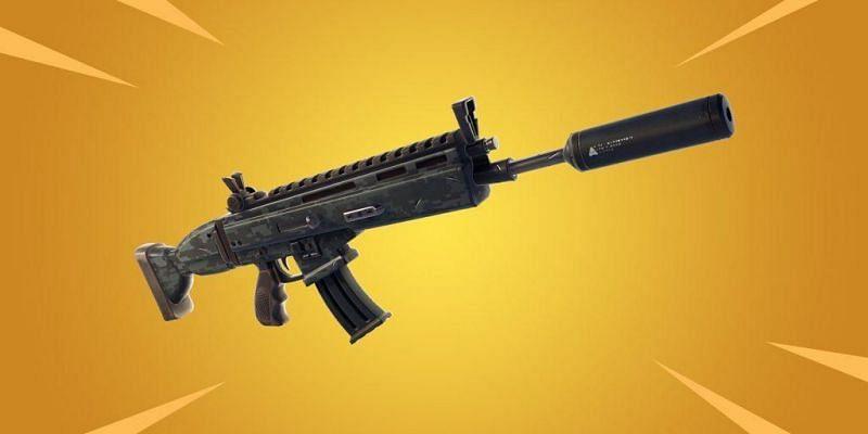 Suppressed Assault Rifle. Image via Forbes