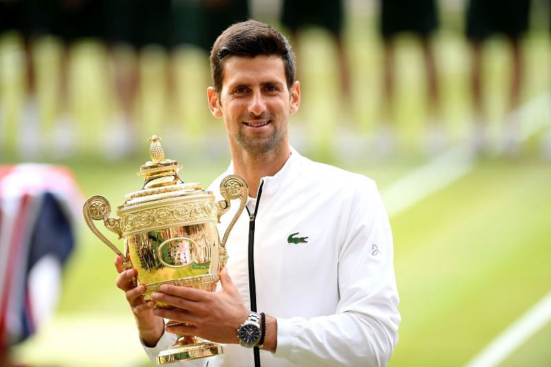 Novak Djokovic is preparing for Wimbledon with a doubles campaign at Mallorca