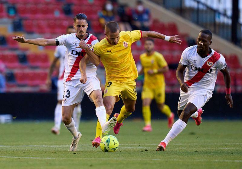 Rayo Vallecano v Girona FC - La Liga Smartbank Playoff Final 1st Leg