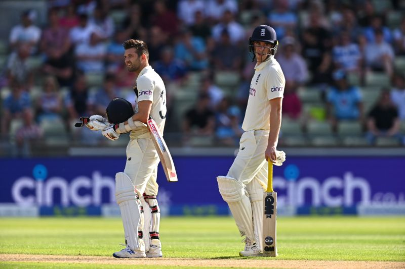 England ended Day-1 on 258-7