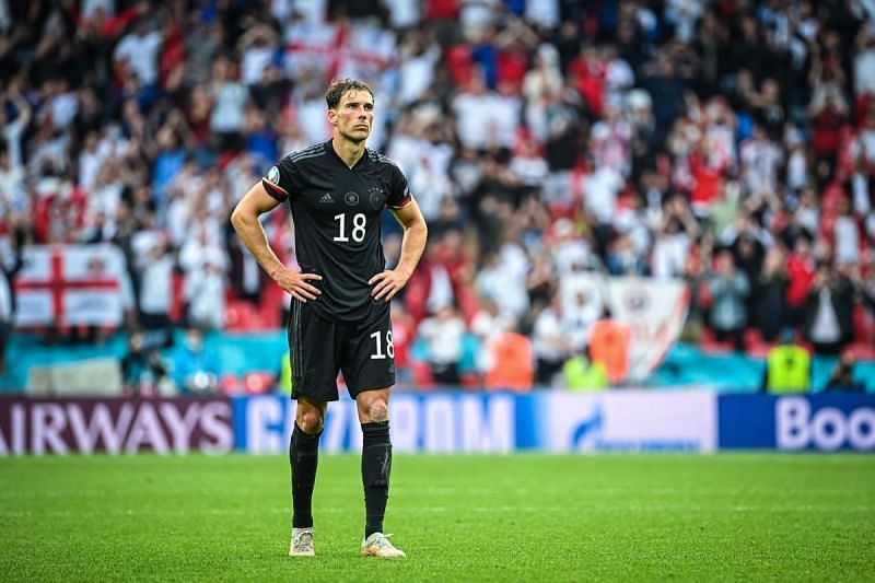 Germany were outclassed at the end
