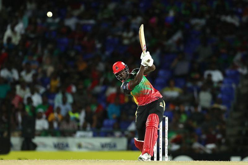 St Kitts Nevis Patriots v Trinbago Knight Riders - 2019 Hero Caribbean Premier League (CPL)