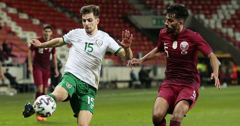 Qatar recently drew 1-1 with Ireland in a friendly. (Image: QFA)