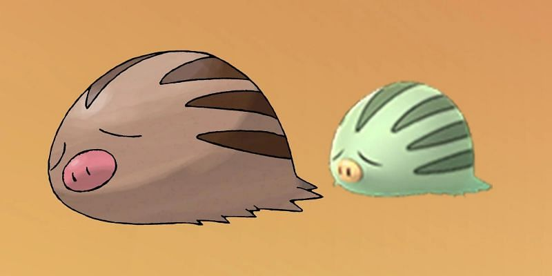 Many trainers are currently looking for the best ways to catch a Shiny Swinub (Image via Niantic)