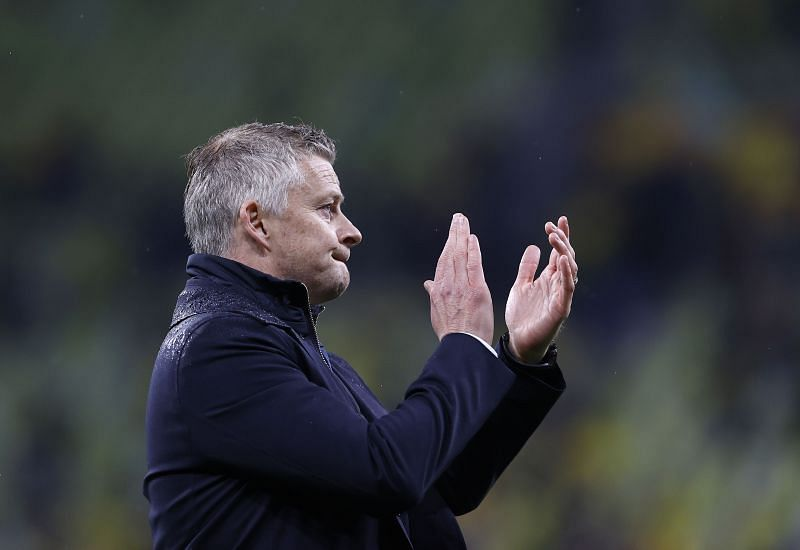 Manchester United manager Ole Gunnar Solskjaer (Photo by Kacper Pempel - Pool/Getty Images)