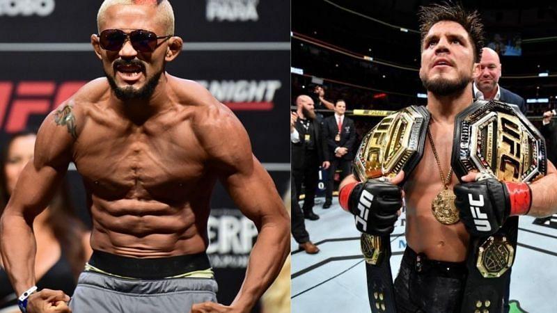 ¿Podría Deiveson Figueiredo atraer a Henry Cejudo para que regrese a UFC?