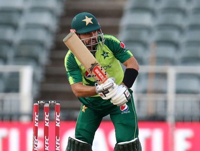 Mohammad Rizwan (Image Courtey: PCB Media)