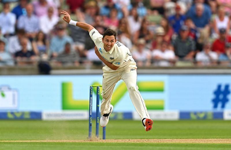 Trent Boult will set the tone for WTC final