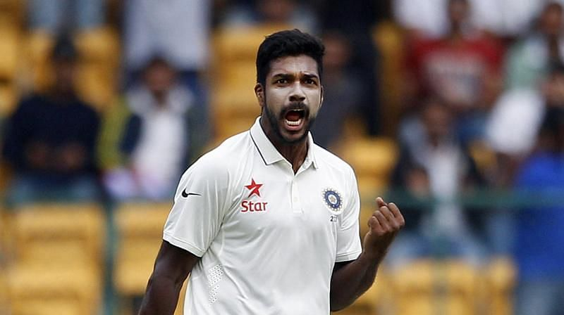 Varun Aaron last played a Test for India in 2015