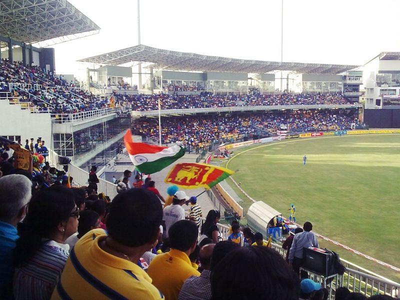 भारत और श्रीलंका के बीच 3एकदिवसीय व 3 टी20 मुकाबले खेले जायेंगे