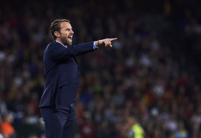 Gareth Southgate has a defined image for his England team.