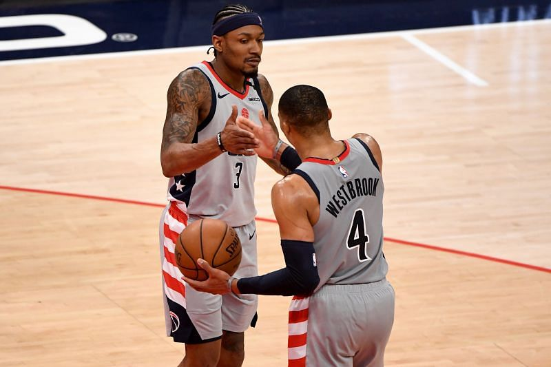 The Washington Wizards were knocked out in NBA playoffs round 1